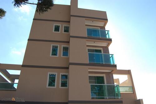 Imagem 1 de 15 de Apartamento Garden Para Venda Em São José Dos Pinhais, Parque Da Fonte, 2 Dormitórios, 1 Banheiro, 1 Vaga - Sjp5330_1-1512435