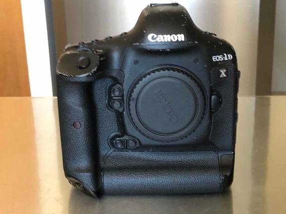Câmera Canon 1dx