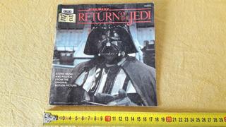 Libro Sin Casete - Return Of The Jedi Star Wars