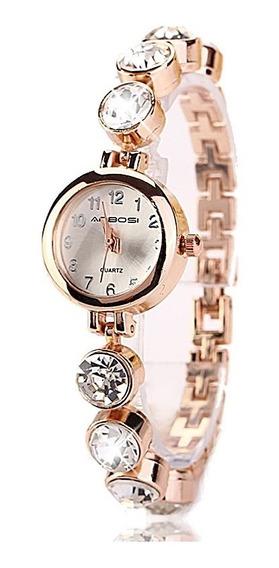 Relógio Feminino Barato - Bracelete - Presente Namorada