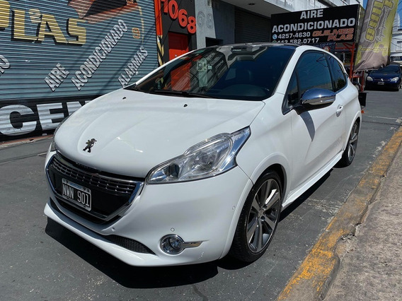 Peugeot 208 Xy / 2014 + 67.000kms / 1.6 Turbo / Impecable !