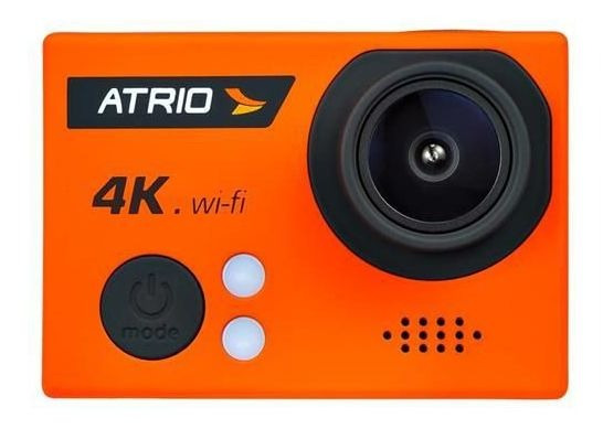 Câmera De Ação 4k 16mp Wi-fi Com Controle Remoto Dc185 Atrio