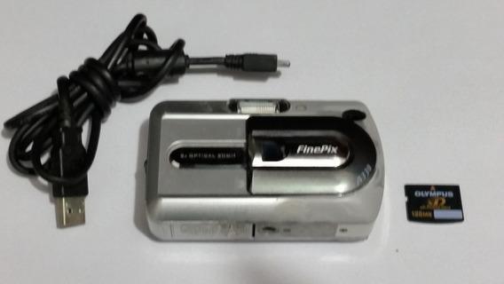 Camera Digital Fujifilm Finepix A330 3.2mp 3x Optical Zoom