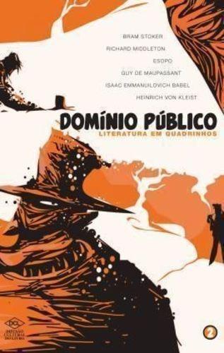 Domínio Público. Literatura Em Quadrinhos Ii Vários Autores