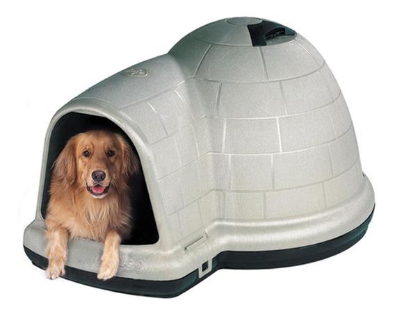 Casa Perro Petmate Dogloo Indigo Mediana 95x77x58cm Do25942