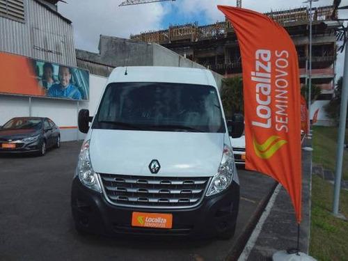 Imagem 1 de 9 de Renault Master 2.3 Dci Diesel Minibus Executive 16l L3h2 3p