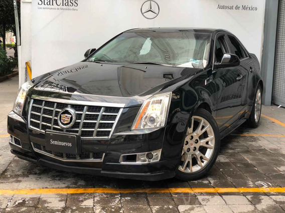 Cadillac Cts 2013 4p Sedan Sport V6 3.6