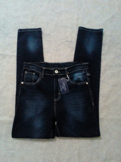 Jeans Stretch Para Hombre Talla 28