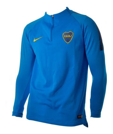 Buzo Nike Boca Juniors Modelo Slim Fit Dry - 20 % O F F
