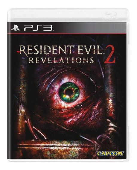 Resident Evil Revelations 2 - Ps3 - Usado - Original