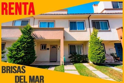 Casa Renta ¡4 Recamaras! En Brisas Del Mar Tijuana