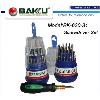 Kit Destornilladores Baku Bk 630 (30 Piezas)