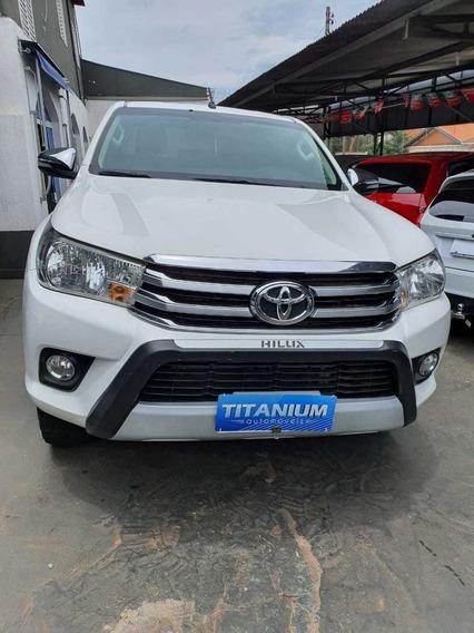 Toyota Hilux Srv Cabine Dupla Automatico