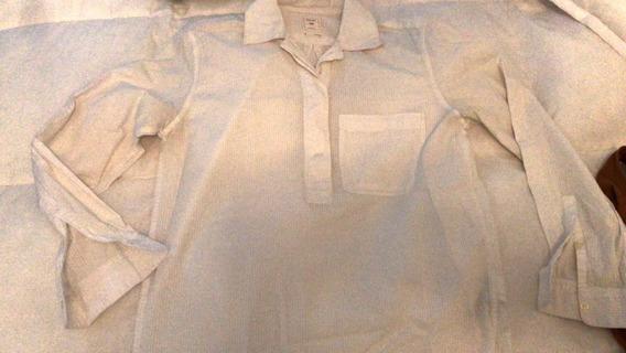 Camisola Gap De Mujer Talle M Blanca Importada Original!!!!!