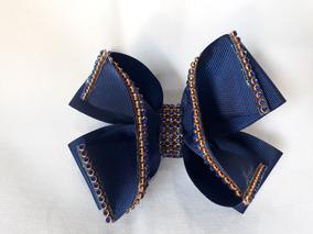 Laços De Cabelo - Azul