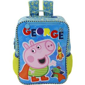 Mochila De Costas George Pig - Xeryus - 7713