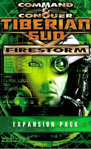 Command & Conquer Tiberian Sun Firestorm Pc Digital