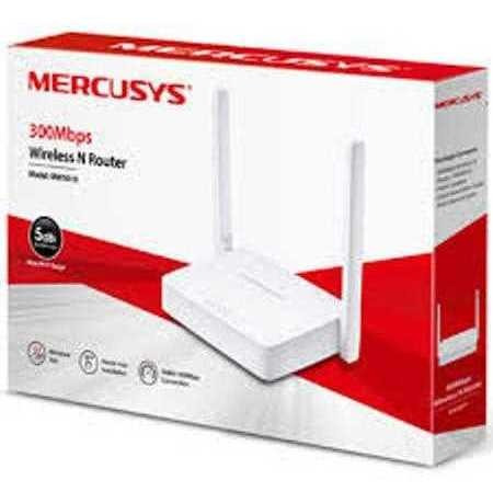 Router Mercusys By Link Mw301r N300 2 Antenas Wifi