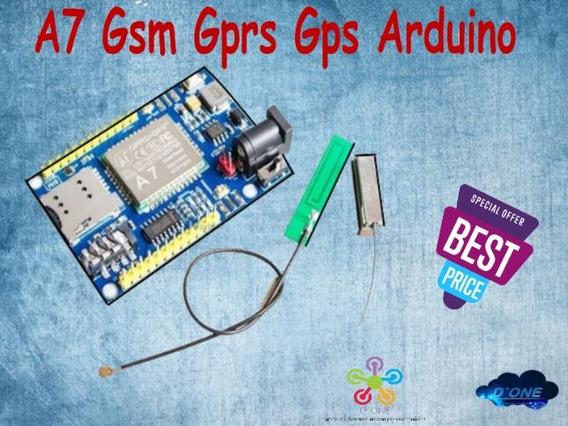 A7 Gsm Gprs Gps Arduino