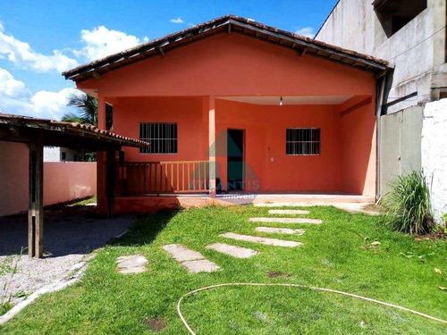 Imagem 1 de 12 de Casa Para Venda Em Ubatuba, Praia Da Lagoinha - 1379_2-1181134