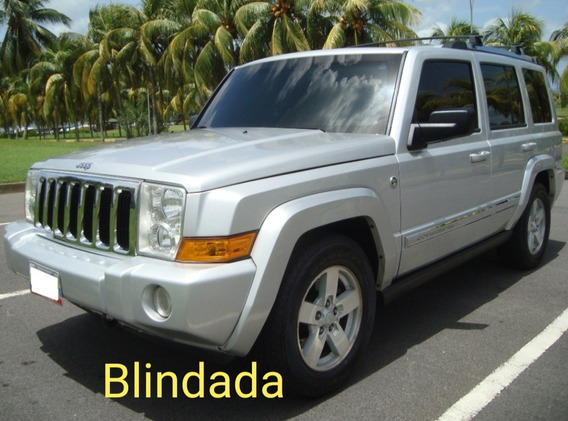 Jeep Commander 4x4 Año 2008