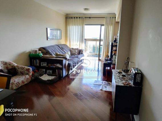 Apartamento Com 4 Dormitórios À Venda, 124 M² Por R$ 780.000 - Santa Paula - São Caetano Do Sul/sp - Ap11713