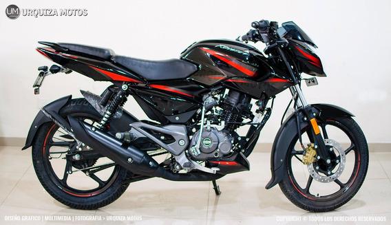 Moto Bajaj Rouser Pulsar 135 Le 18 Cuotas 0km Urquiza Motos