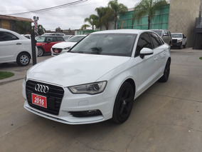 Audi A3 1.8 Sedán Ambiente At 2016
