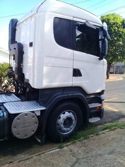 Scania R-440 6x2