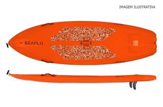 Stand Up Com Remo Seaflo Modelo Infantil 60kg Cor Laranja