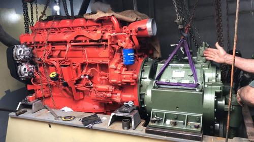 Imagem 1 de 8 de Manutenção De Motores Diesel