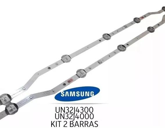 Kit Barra De Led Samsung 32j4300ag 32j4000ag Original