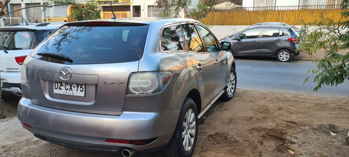 Mazda Cx 7  Única Dueña, Año 2012, 97.400 Klmt,