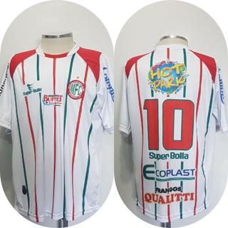 Camisa Do Morrinhos Goiás Third Única No Ml - Raridade!