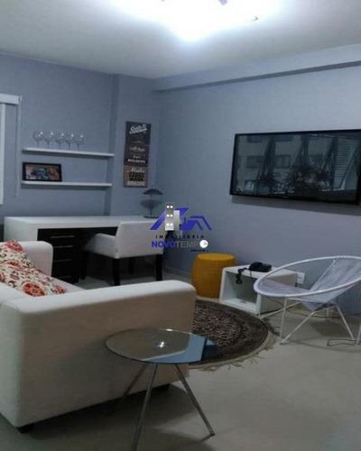 Apartamento Residencial À Venda, Alphaville Industrial, Barueri. - Ap0112 - 67873770