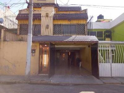 Bonita Casa En Venta San Juan De Aragón Vi Sección, Delegación Gustavo A Madero