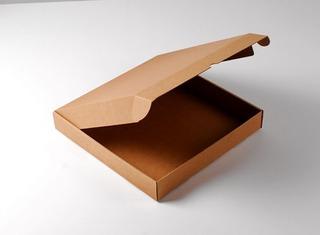 10 Cajas Pizza Grande Corrugado Aut 33x33x4