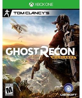 Wildlands De Ghost Recon De Tom Clancy - Xbox One