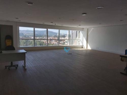 Imagem 1 de 12 de Sala À Venda, 115 M² Por R$ 552.000,00 - Alphaville - Barueri/sp - Sa0425