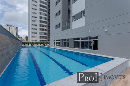 Imagem 1 de 14 de Apartamento Para Venda Em Santo André, Centro, 2 Dormitórios, 1 Suíte, 2 Banheiros, 1 Vaga - Lemo63pro