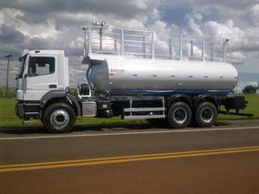 Mercedes-bens 2831 6x4 Ano 2013/2013 Tanque Pipa Gascom