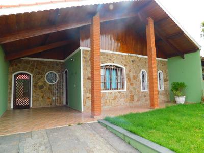 Casa Mobiliada No Bairro Oásis Para Venda Em Peruíbe