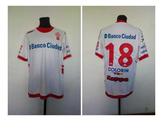 Camiseta Huracán Titular 2012/13