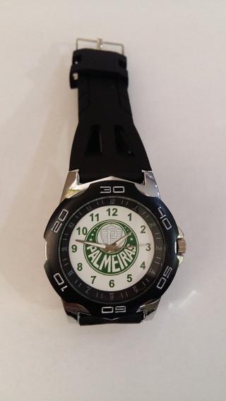 Relógio De Time De Futebol Barato Quartzo + Brinde