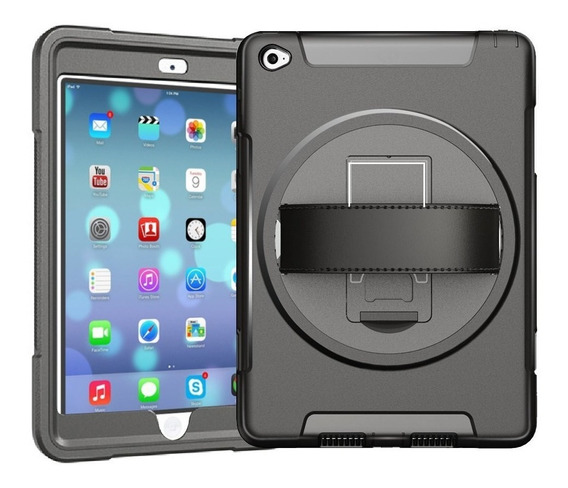 Capa iPad Air (1) | Skudo Anti Choque + Película Nanoshield
