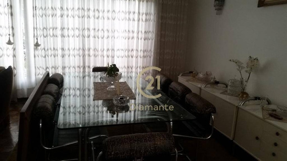 Casa Térrea, Com 3 Dormitórios À Venda, 114 M² Por R$ 1.200.000 - Planalto Paulista - São Paulo/sp - Ca0548