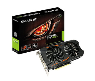 Gigabyte Nvidia Geforce Gtx 1050 Ti Windforce Oc 4gb Gddr5