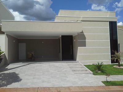 Casa Residencial À Venda, Residencial Village Damha Rio Preto I, São José Do Rio Preto. - Ca0426