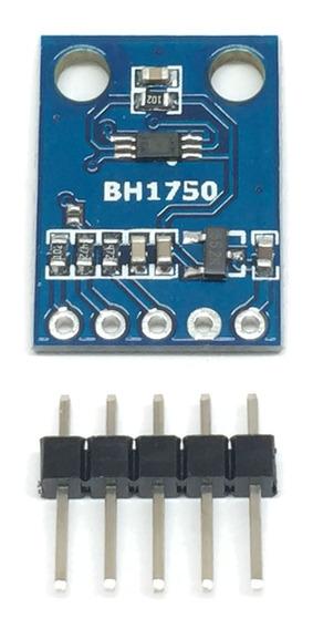 10x Módulo Sensor De Luminosidade Bh1750 Gy-302