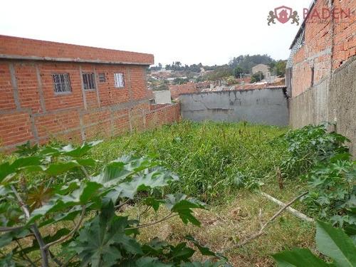 Terreno Residencial Em Monte Mor - Sp, Centro - Te00030